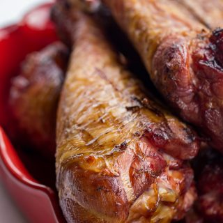 Smoked Turkey Legs
