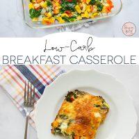 Low-Carb Breakfast Casserole