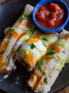 Shredded Beef Tamales