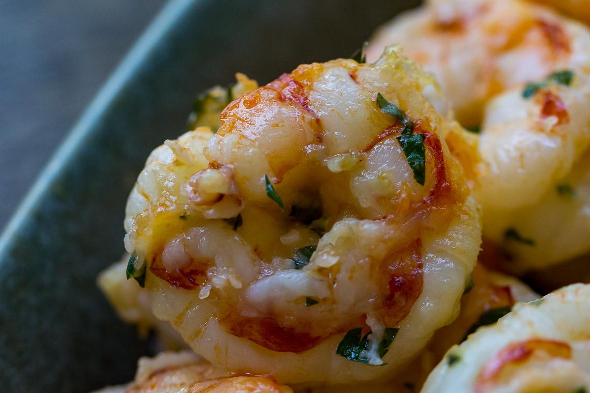 Air fryer shrimp