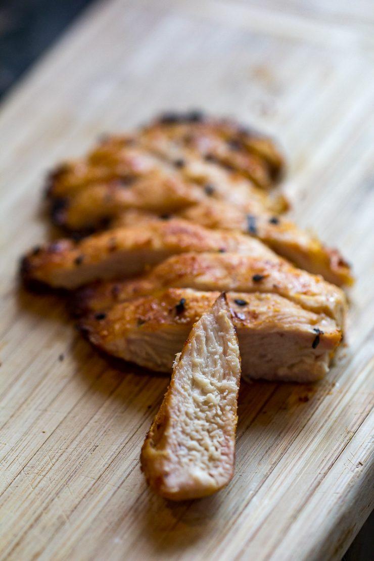 Traeger Chicken Teriyaki