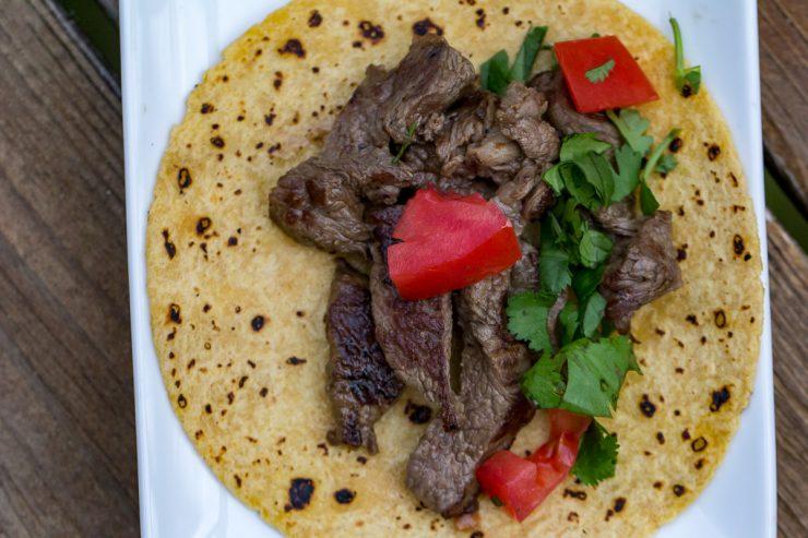 Blackstone Steak Taco Recipe