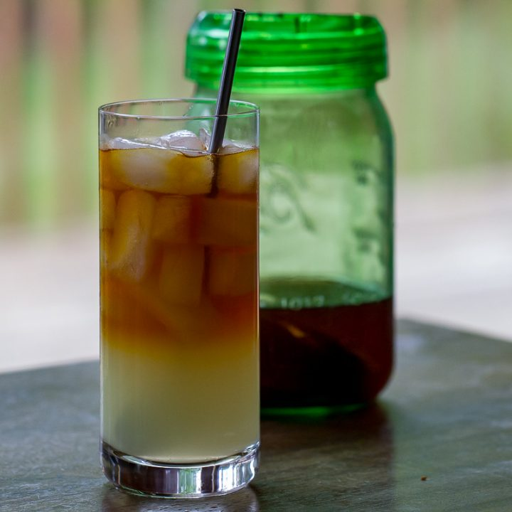Homemade Sweet Tea Vodka