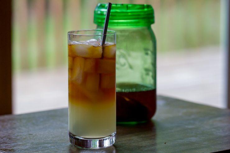 Homemade Sweet Tea Vodka