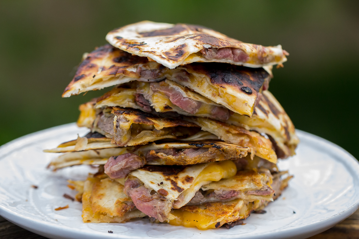 Blackstone Griddle Quesadillas Or Whatever You Do