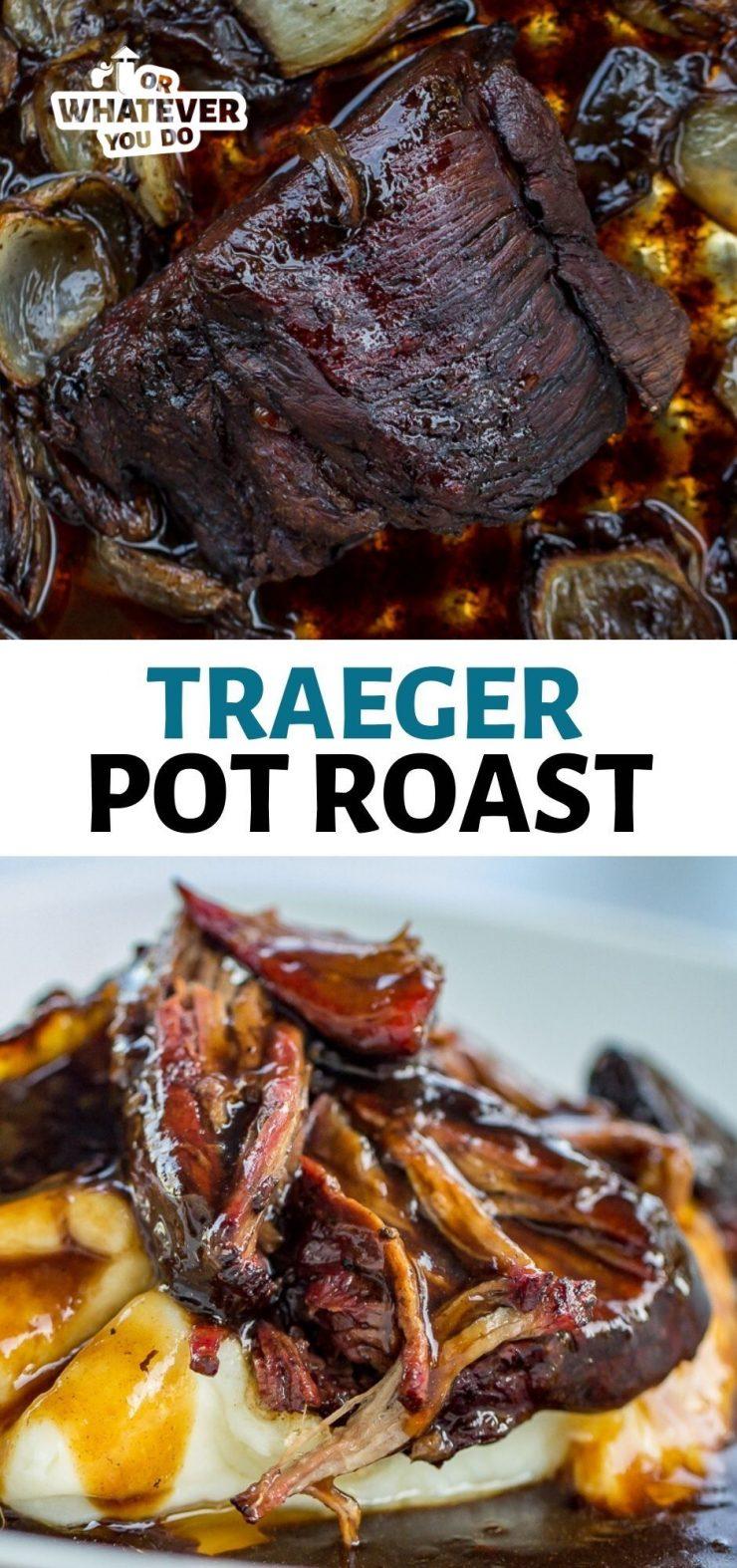 Traeger Pot Roast