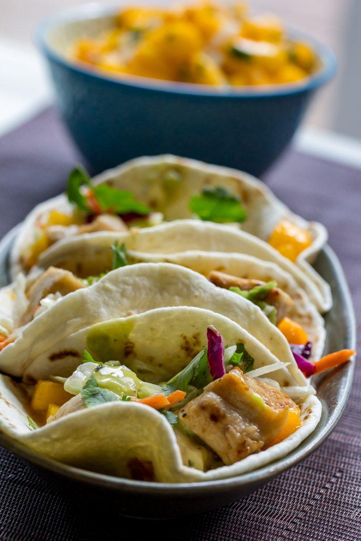 Blackstone Fish Taco Recipe
