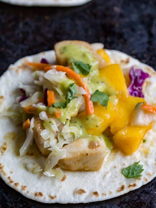 Blackstone Fish Tacos Recipe