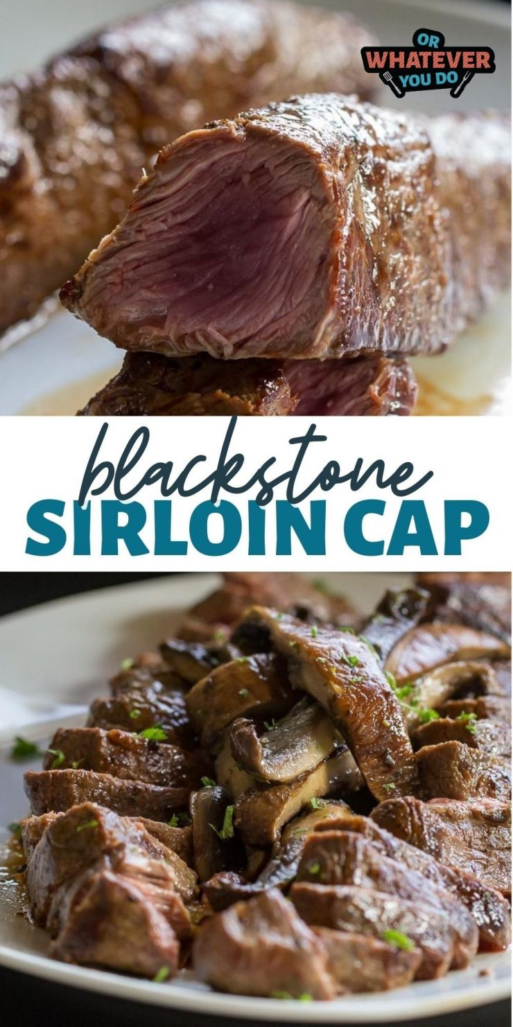 Blackstone Sirloin Cap Steak