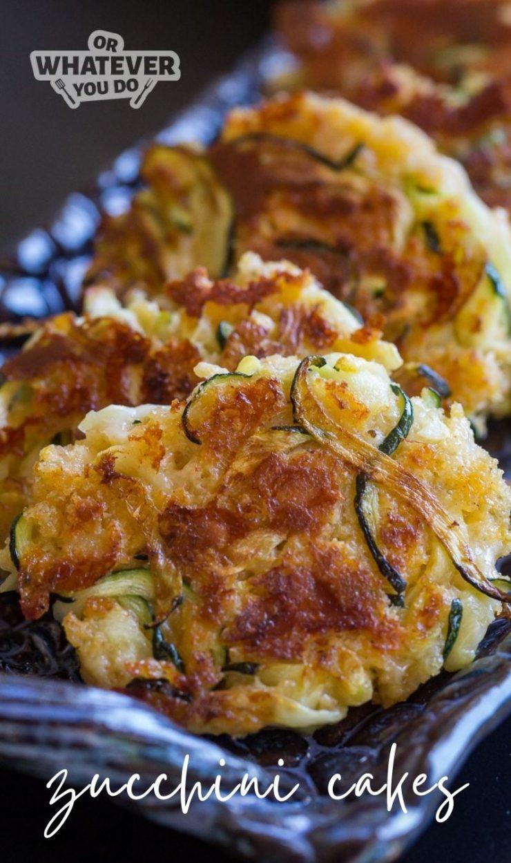 Blackstone Zucchini Fritters