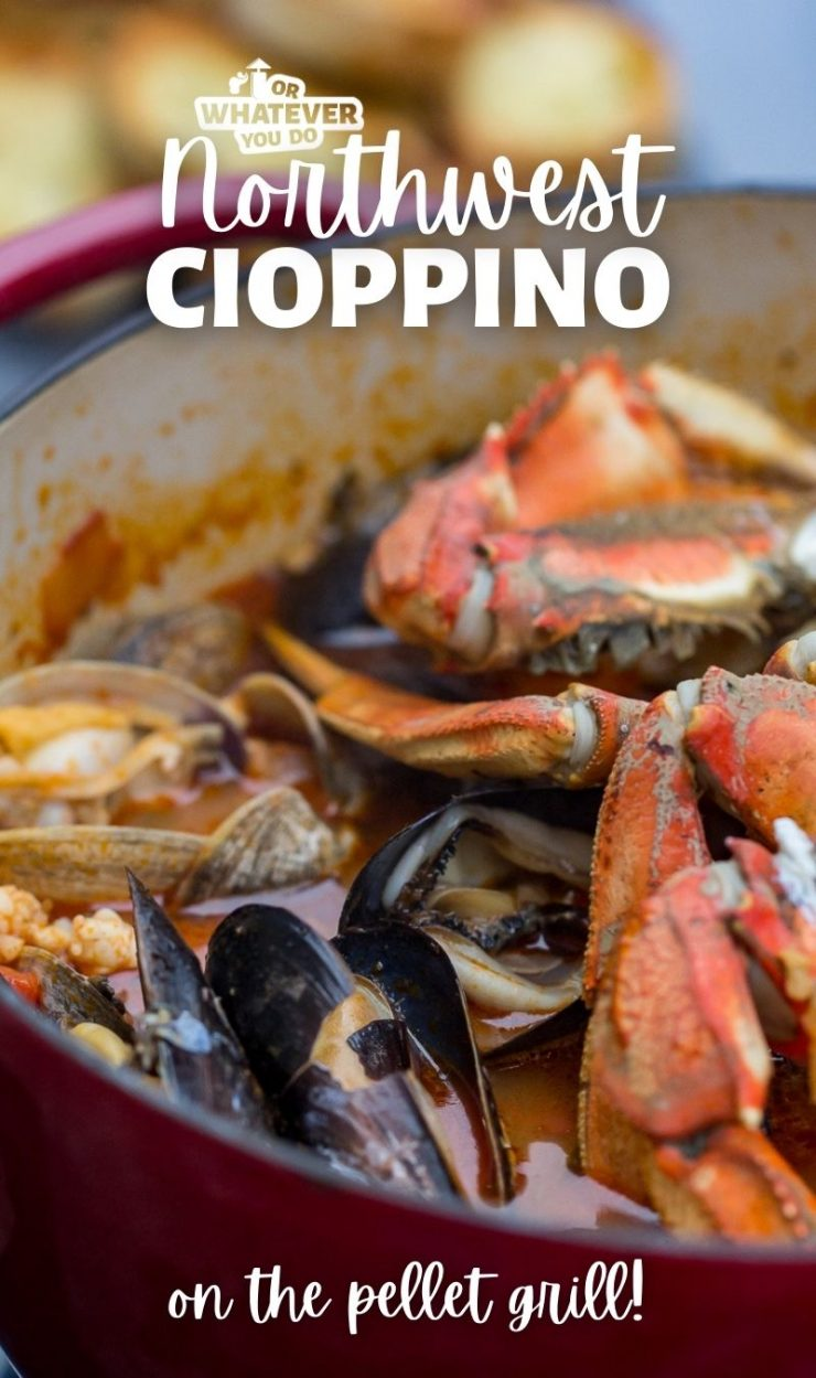 Northwest Cioppino