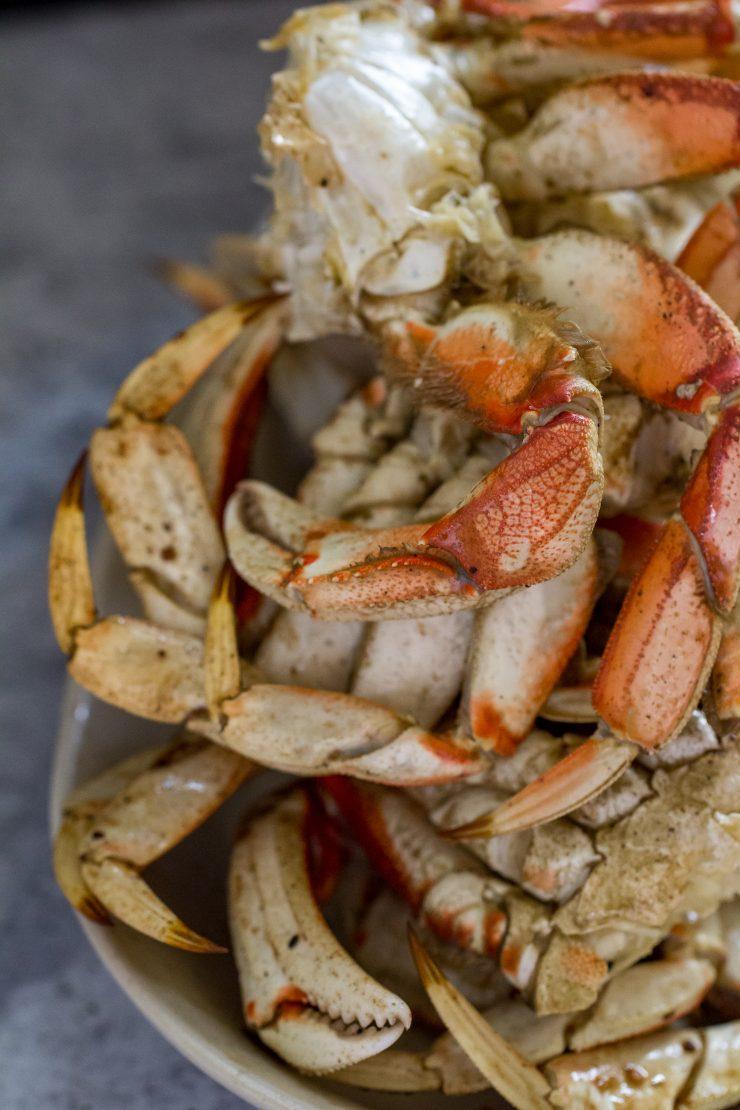 Blackstone Crab Scampi