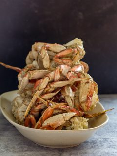 Our Blackstone Dungeness Crab Scampi takes all the things you love about shrimp scampi and marries it with fresh, full crab legs. You'll never want crab served another way, ever again.