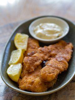 Fried Walleye Recipe