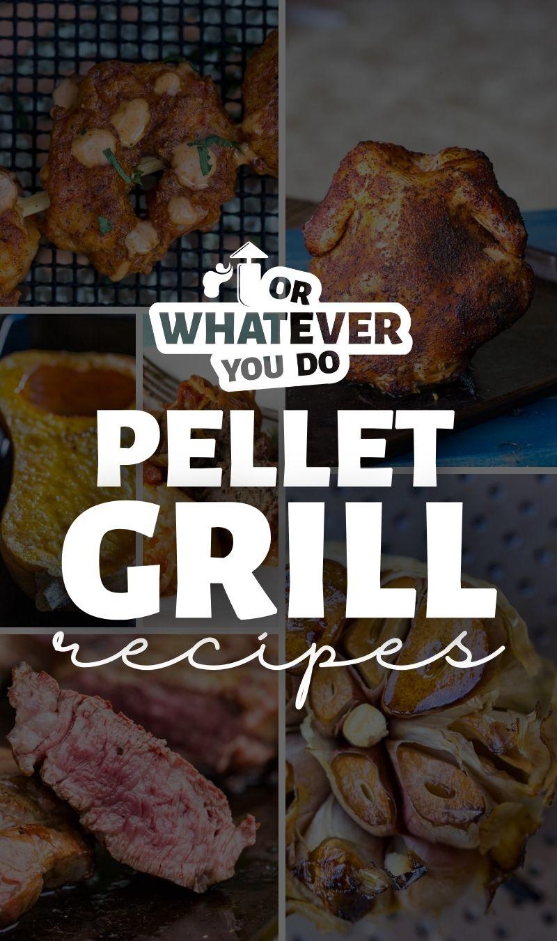 Pellet Grill Recipes