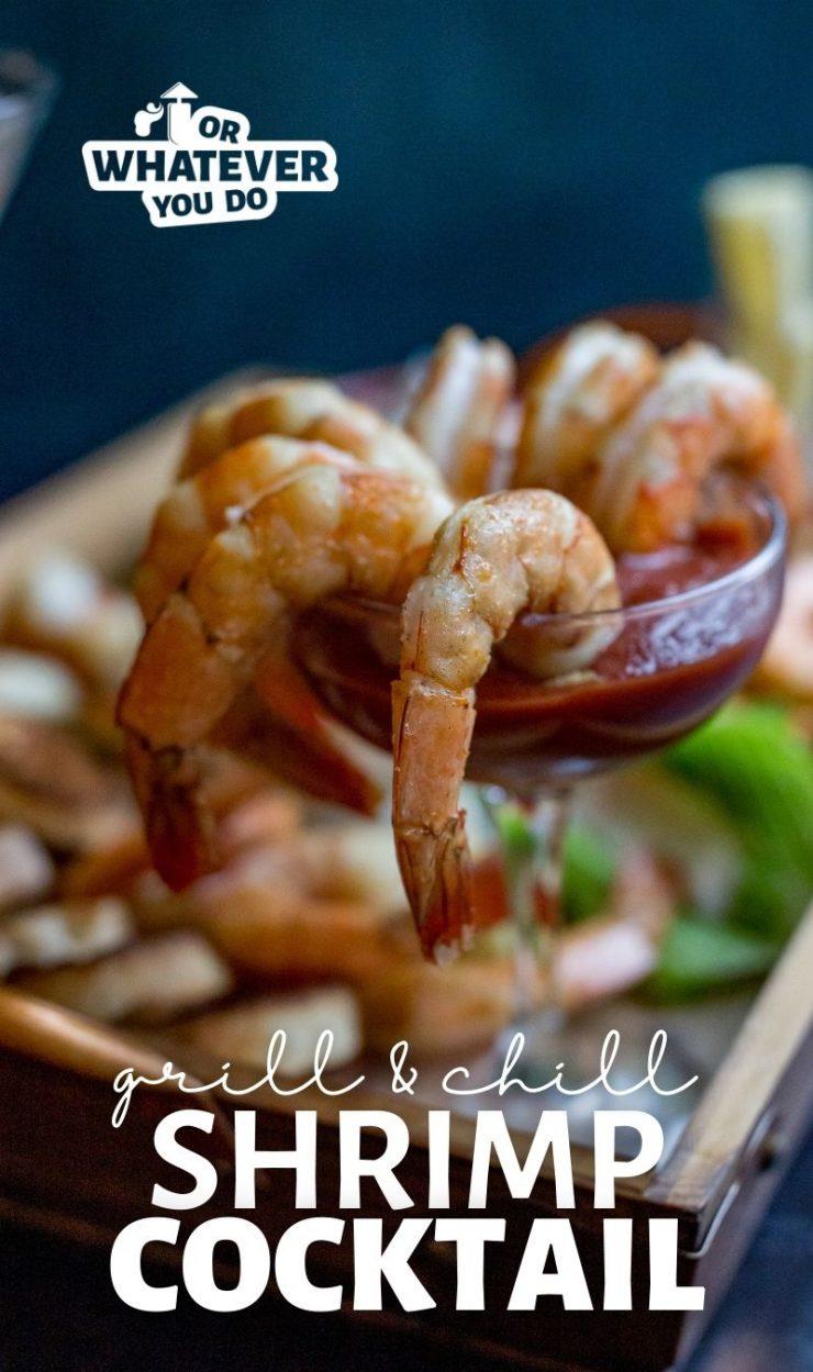 Traeger Grill & Chill Shrimp Cocktail