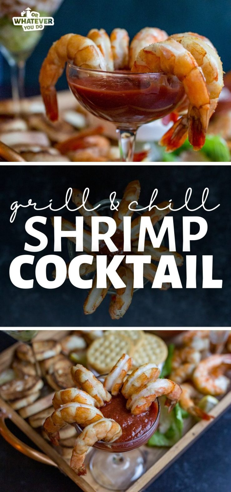 Grill & Chill Shrimp Cocktail
