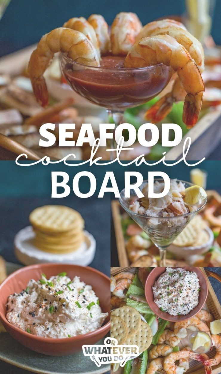 Seafood Cocktail Board