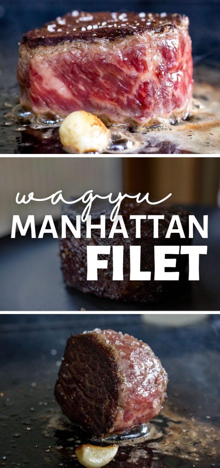Snake River Farms Wagyu Manhattan Filet