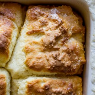 Traeger Butter Swim Biscuits