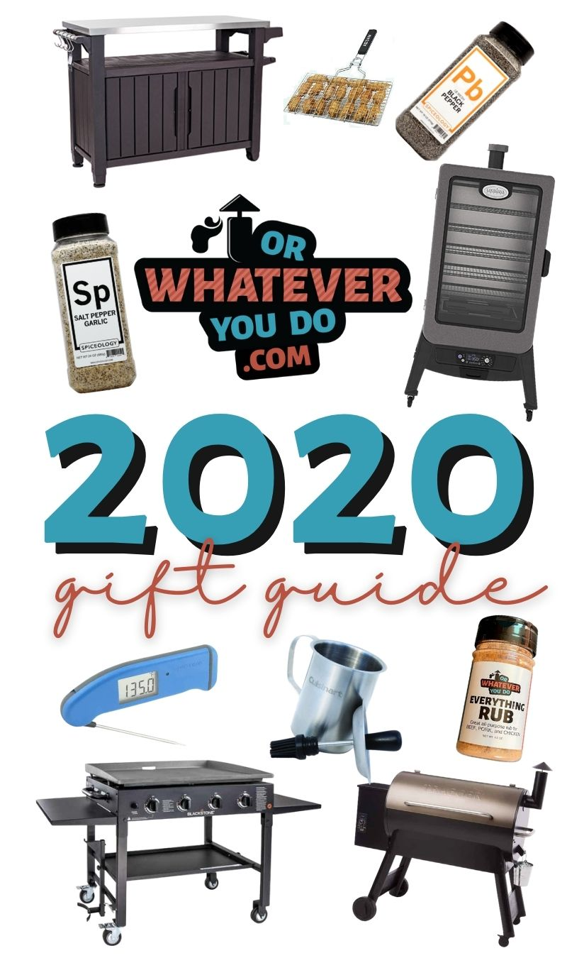 Grilling Gift Guide