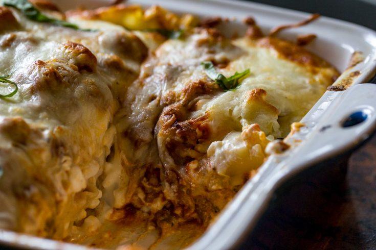 Mock Lasagna
