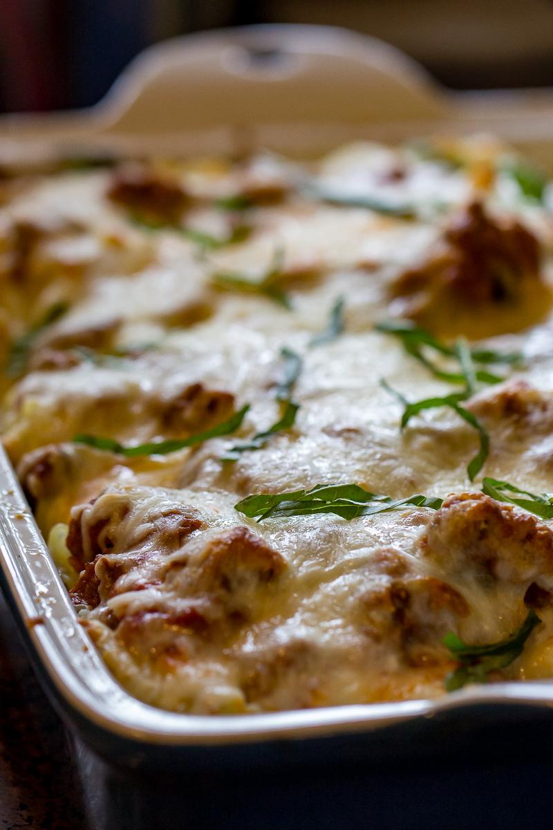 Mock Lasagna Casserole Recipe