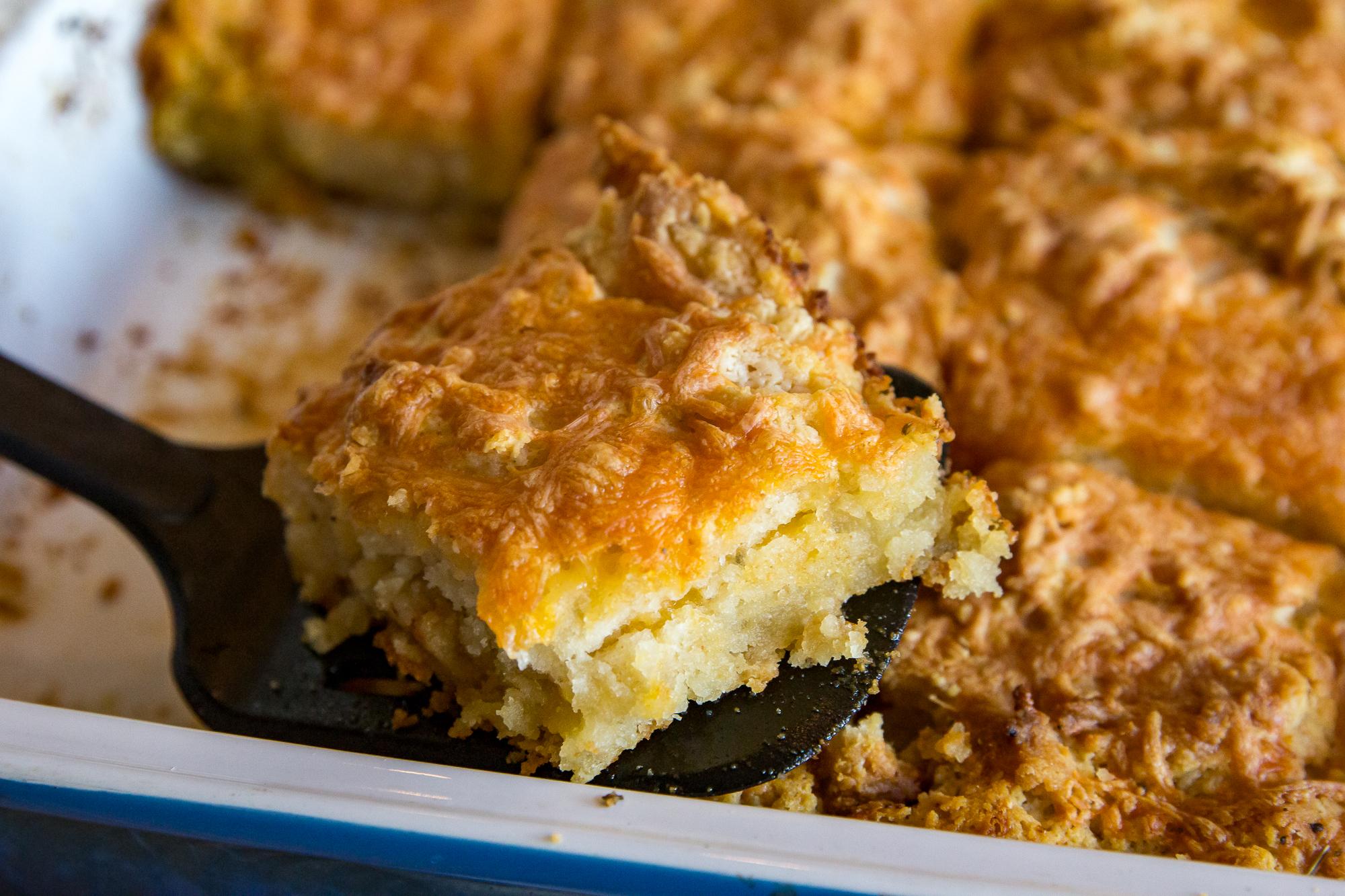 Butter Swim Cheddar Bay Biscuits