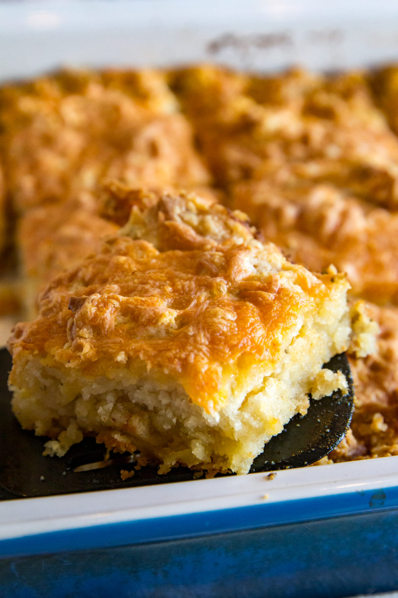 Traeger Butter Swim Cheddar Bay Biscuits