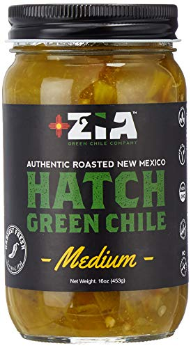 Hatch Green Chile - 16oz