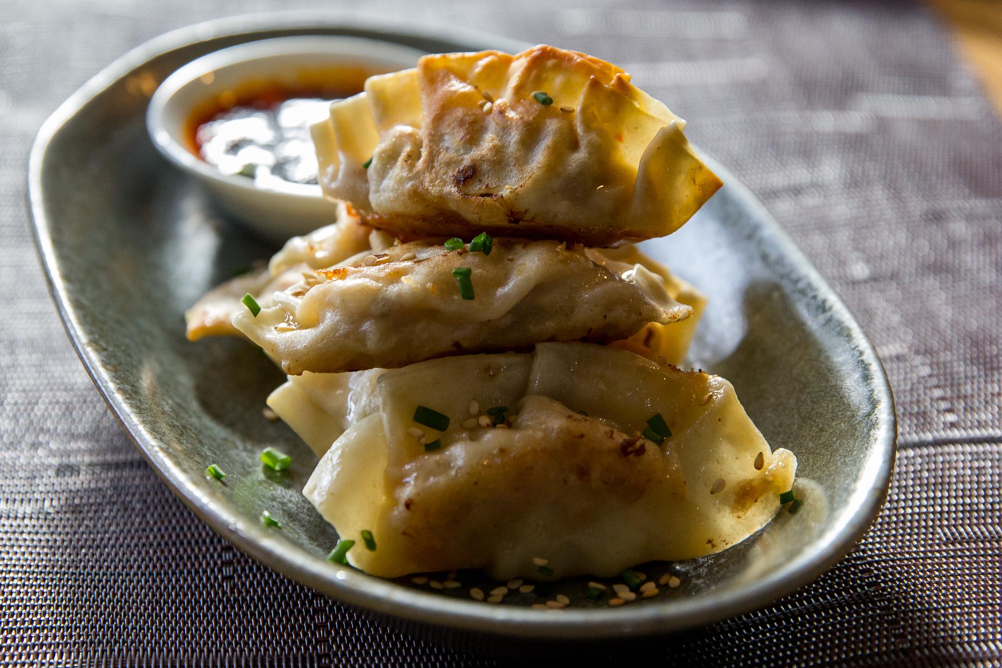 Kimchi Gyoza Recipe