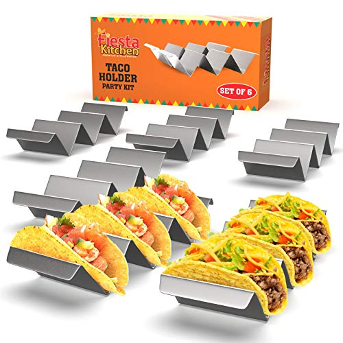 Taco Holder Stand - Set of 6