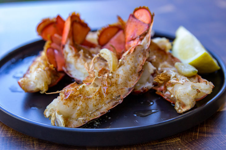 Blackstone Air Fryer Lobster Tails