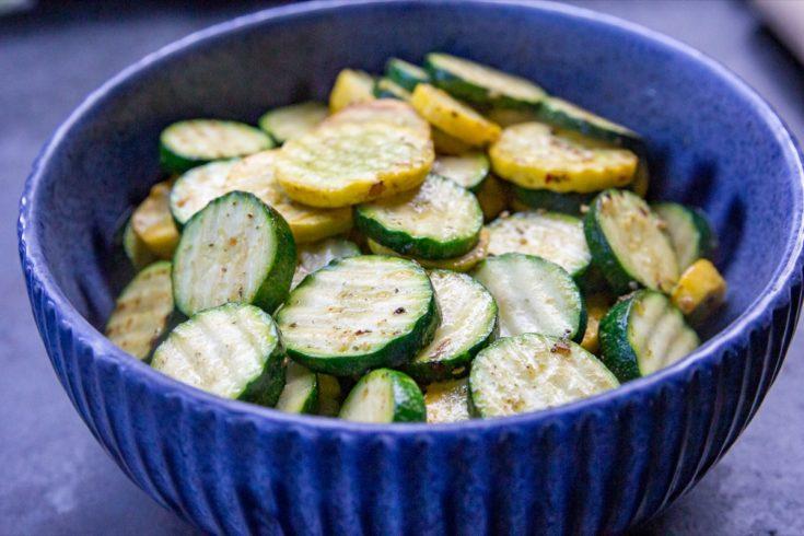 Blackstone Zucchini and Yellow Squash