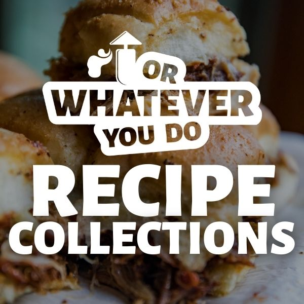 Click for our Recipe Collections