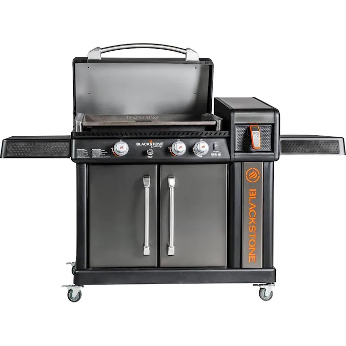 Blackstone Griddle with Air Fryer